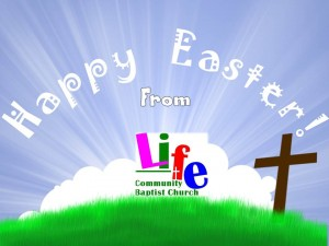 Happy Easter from Life